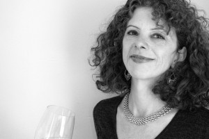 Wine journalist and author, Lettie Teague.